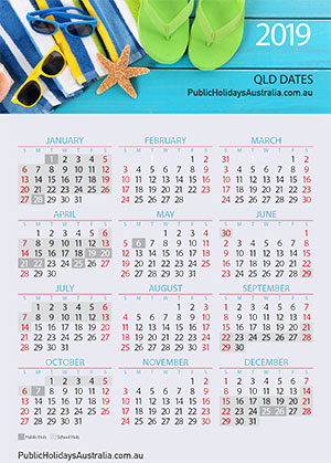 2019 queensland term dates