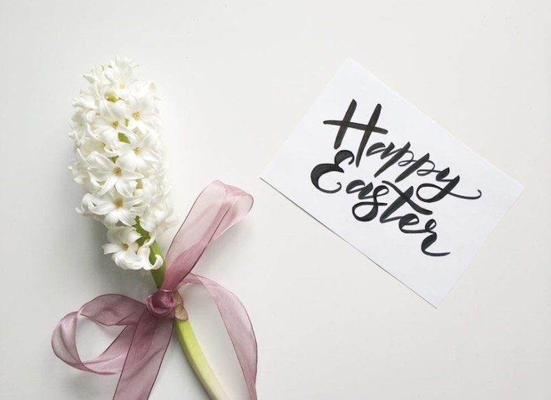 Flowers to give at Easter
